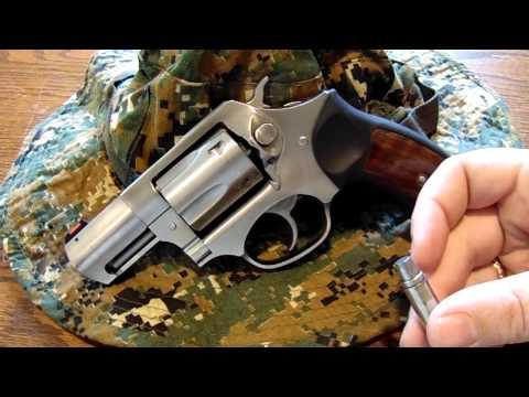 .357 Magnum revolvers for bears? SHTF