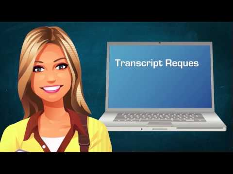 Ordering Transcripts Online