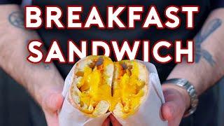 Binging with Babish: Egg Sandwich from Birds of Prey