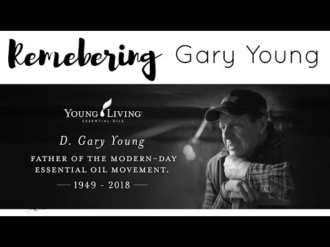 Remembering Gary Young  :  My Personal Memories of Him
