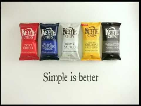 KETTLE CHIPS COMMERCIAL