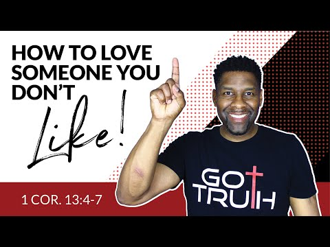 HOW TO LOVE SOMEONE YOU DON'T LIKE | THE LOVE TEST