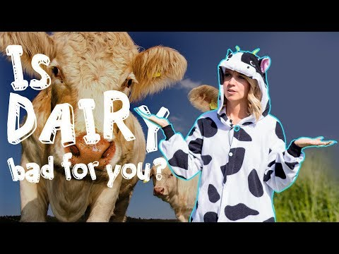 Is Dairy bad For You - The Science Behind It