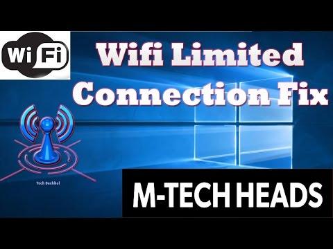 Fix Wireless problem with windows 8, 8.1, 10
