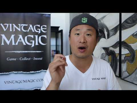 ASK DANIEL - How do you STORE Graded MTG Cards? + Alpha/Beta Commons/Uncommons GOOD Investment?