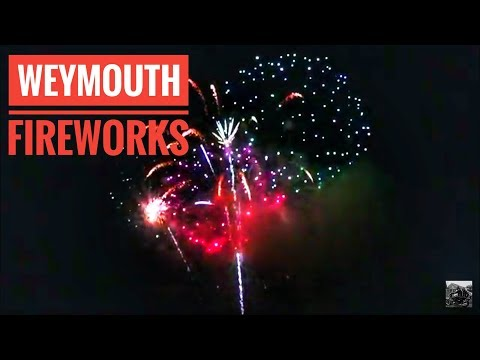 Weymouth Fireworks ! Feel The Beat