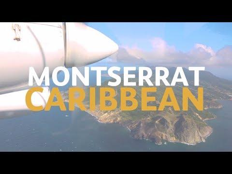 The Queen's Baton visits Montserrat