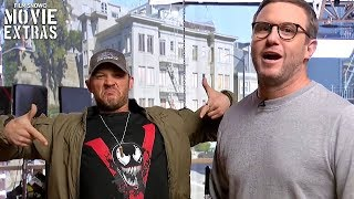 "Venom - Tom Hardy & Ruben Fleisher Live from the Set ""We Are Venom"""