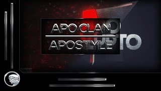 ApokalyptoClan ♠ ApoStyle Intro Old&New ♠ Inspired by Pulze ♠ THX FOR 400 SUBS!