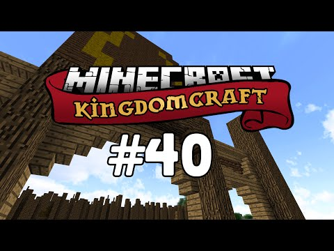 Minecraft Vanilla - Kingdomcraft - 40 - The horseshoe [Minecraft SMP]