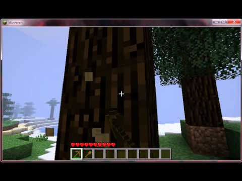 MInecraft - Survival Mode - Day One - Coal