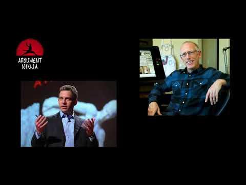 Sam, Scott and The Philosopher/Sophist Spectrum (clip from Argument Ninja podcast 021)