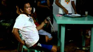 Jovit Baldivino's Uncle Who Taught Him  How To Sing.MOV