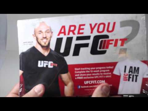 UFC FIT FULL BODY INTENSITY TRAINING