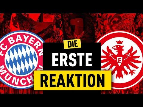 2:5-Klatsche trotz Hinti-Doppelpack! Eintracht verliert beim FC Bayern München   FUSSBALL 2000