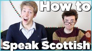 How To Speak Scottish Accent Evan Edinger Liam Dryden