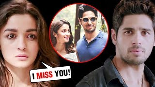 Sidharth Malhotra And Alia Bhatt | Love Story To Breakup | FULL JOURNEY