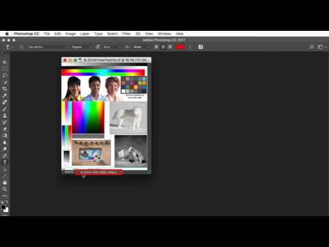Photoshop CC Color Settings and more