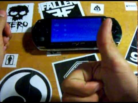 How to Pandora a PSP 1001 Phat Battery