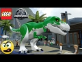 Lego Jurassic World Rex Do Filme Toy Story BUGOU GERAL