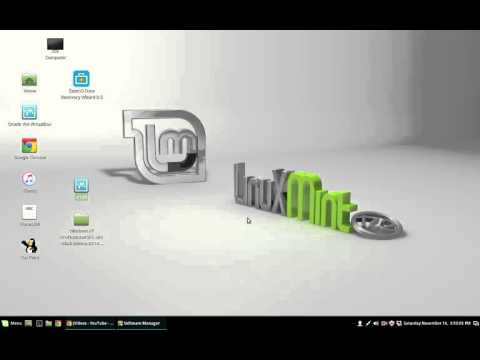 how to make a bootable usb in linux mint