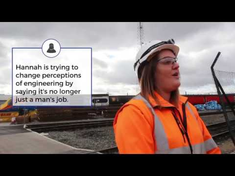 Hannah Liddle - Women into Manufacturing and Engineering
