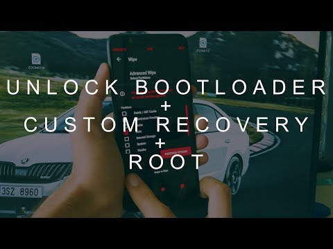 Asus Zenfone Max Pro M1 - Unlock Bootloader, Install Recovery and Rooting Tutorial