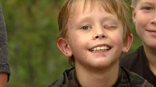 RAW: Family describes little boy fighting off mountain lion with a stick
