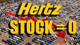 Hertz Stock Going To Zero? How Chapter 11 Bankruptcy Affects Stocks