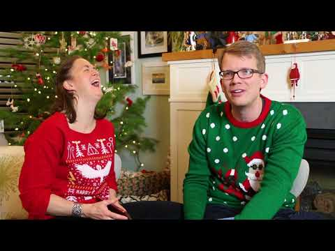 Christmas Questions OUTTAKES