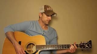 Singles You Up - Jordan Davis - Guitar Lesson   Tutorial
