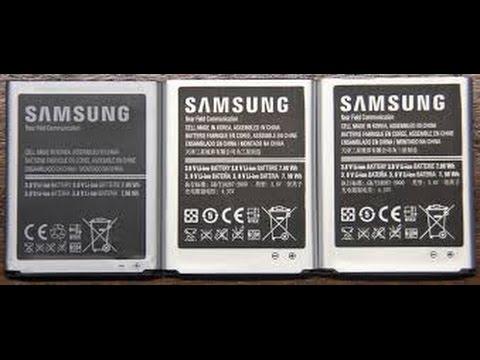 Beware of FAKE Samsung Batteries!!
