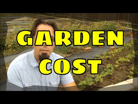 How Much Does a Garden Cost?