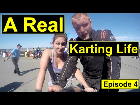 A Real Karting Life: (ep 4) Pure Raw Karting (Full Episode)