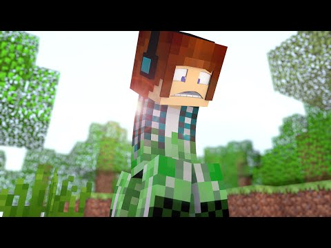 Minecraft Mod: Tenha os Poderes do Mobs SEM MODS (Poder do Creeper, Enderman) No Mods Minecraft