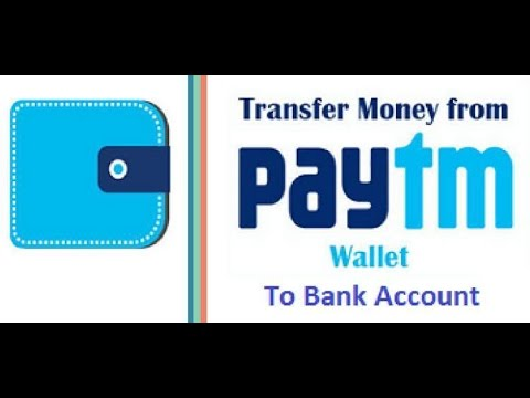 HOW TO SEND MONEY PAYTM TO  BANK  ACCOUNT