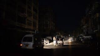 Loadsheding in Karachi On first Sehri