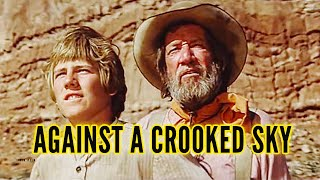 Against a Crooked Sky (1975) Adventure, Western Full Length Film