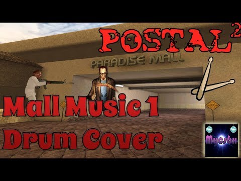 Postal 2 OST: Mall Music 1 (Drum Cover)