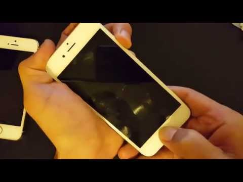 ALL IPHONES 4,5,6,PLUS : How to Fix a Blank Display, Black Screen, Wont Turn On?