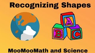 Recognizing Shapes Geometric Shapes And Names