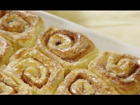Potato Cinnamon Rolls Breakfast Recipe