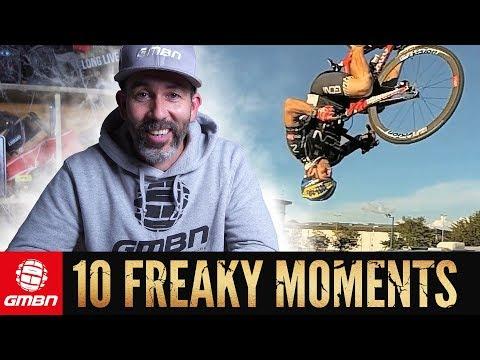 Martyn Ashton's Freakiest Moments | GMBN Freak Week