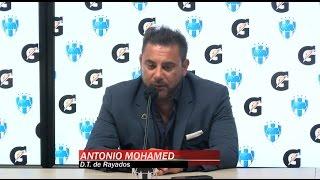 La Peña Futbolística - ¿condicionarían La Continuidad De Mohamed?