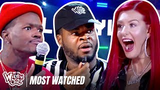 Top 5 Most-Watched March Videos   Wild 'N Out