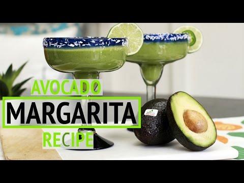 Tropical Coconut Avocado Margarita Recipe for Cinco De Mayo | Gracie Carroll