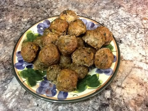 Meatballs Without Breadcrumbs - Low Carb Meatballs