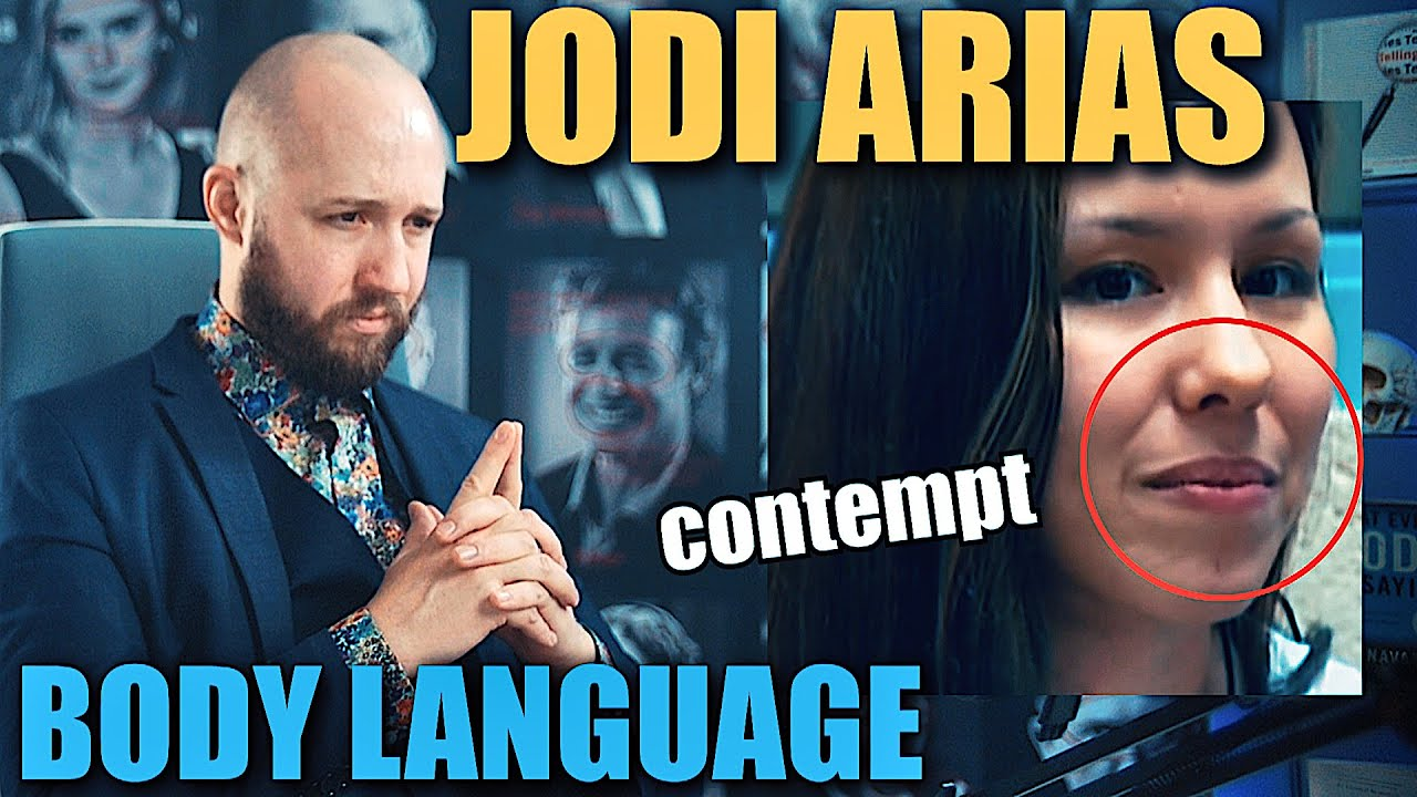 Body Language Analyst REACTS to Jodi Arias' MANIPULATIVE Nonverbal Communication | Faces Episode 45