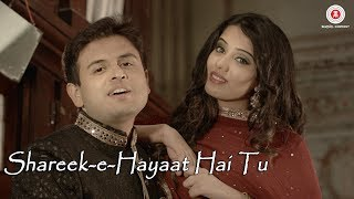 Shareek-e-Hayaat Hai Tu - Official Music Video | First Most Beautiful Musical Couple Amaan & Anamta