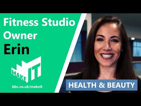 FITNESS STUDIO OWNER | Make It Into: Health & Beauty